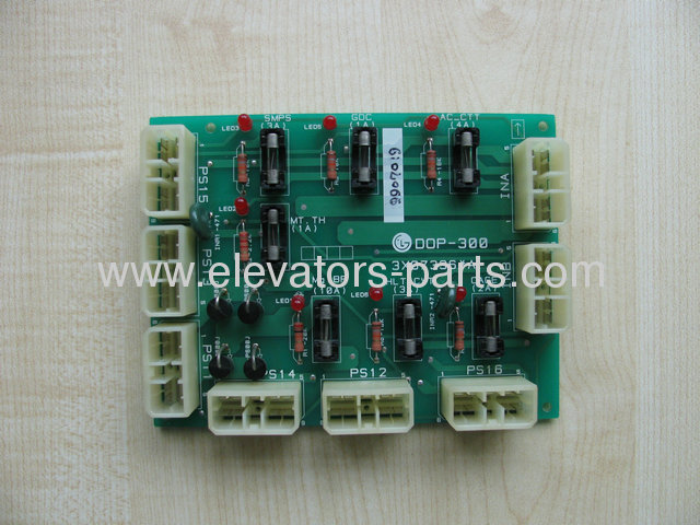 LG-Otis lift part DOP-300