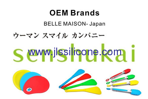 Small size stainless steel handled silicone egg whisk