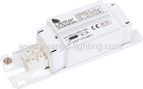 Plc fluorescent lamps 36W Magnetic ballasts
