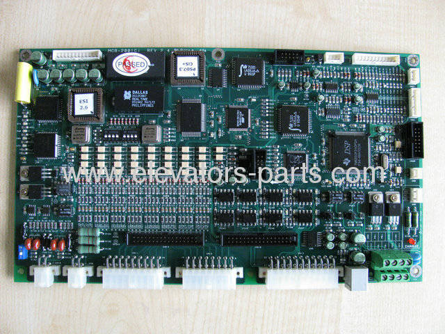LG-Otis lift spare part MCB2001CI REV2.4