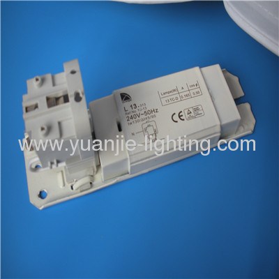 13W Electromagnetic ballasts with holder