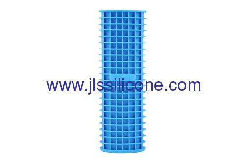 Anti-sliip silicone pot holder