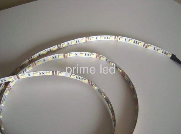 white PCB 5050 SMD LED Strip lights