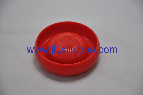 Eco friendly silicone ashtray