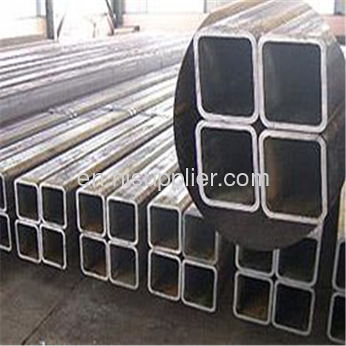Common Carbon Q235/Q345 Welded Steel Square Tube in 100x100mm