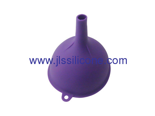 Soft kitchen tools silicone funnel