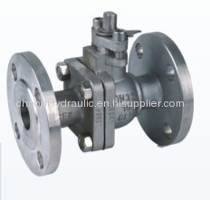 Q41F LOW AND MEDIUM PRESSURE BALL VALVE