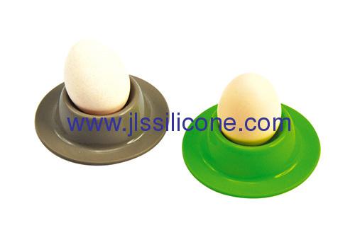Silicone egg holder basket