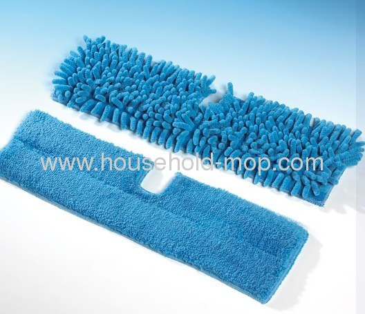 2 in 1Microfiber Chenille mop