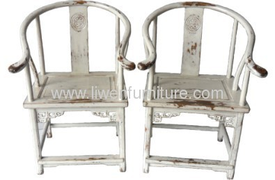 chinese antique wood chair