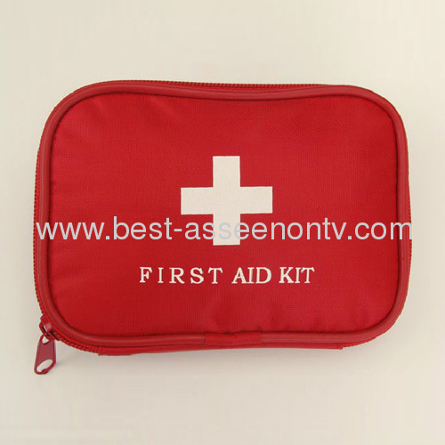 Emergency First Aid Kit Bag Pack Travel Sport Survival First Aid Kit