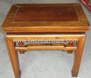 Chinese traditional square stool