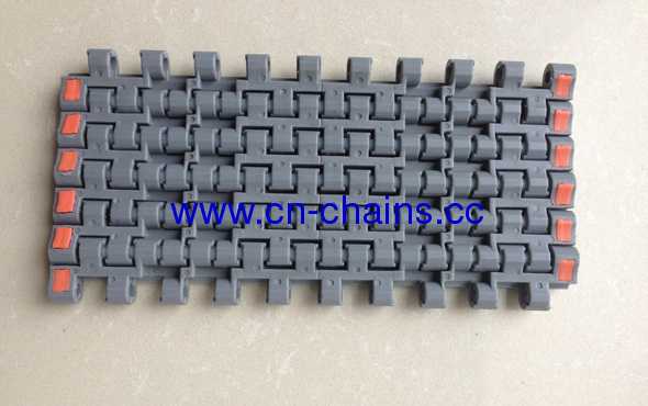 Slat top modular conveyor belt 0.5