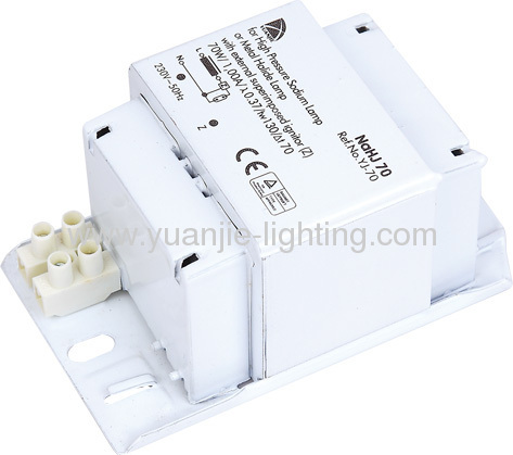 50W 50/60HZ magnetic ballast choke for HID lamp