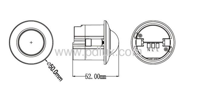 Infrared Motion Sensor PD-PIR121