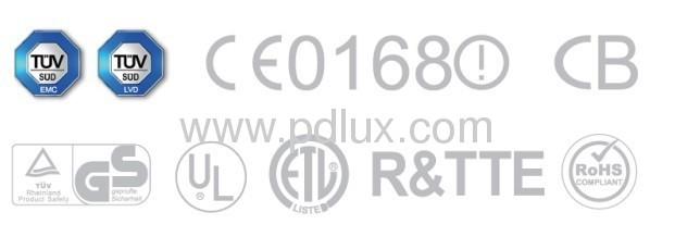Infrared Sensor lamp PD-PIR109
