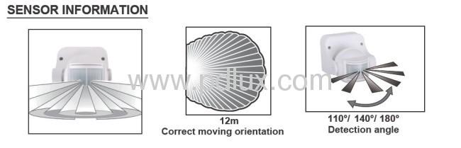 Infrared Motion Sensor PD-PIR108
