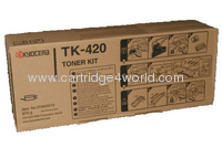 To adopt advanced technology Durable Cheap Recycling Kyocera TK-420 toner kit toner cartridges