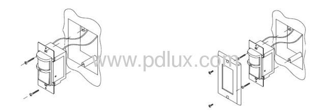 Infrared Motion Sensor PD-PIR122