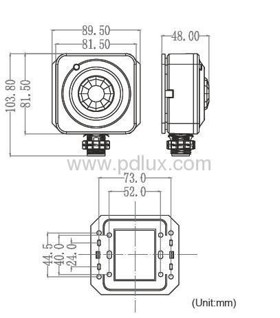 Infrared Sensor PD-PIR 113B