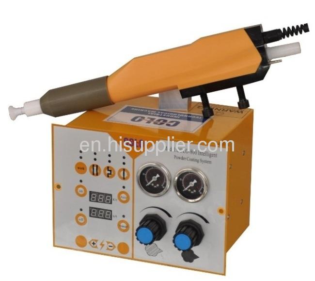 furniture powder coating unit