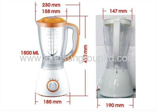 Household Electic Blender KS-350 with CE/GS/ROHS/CB