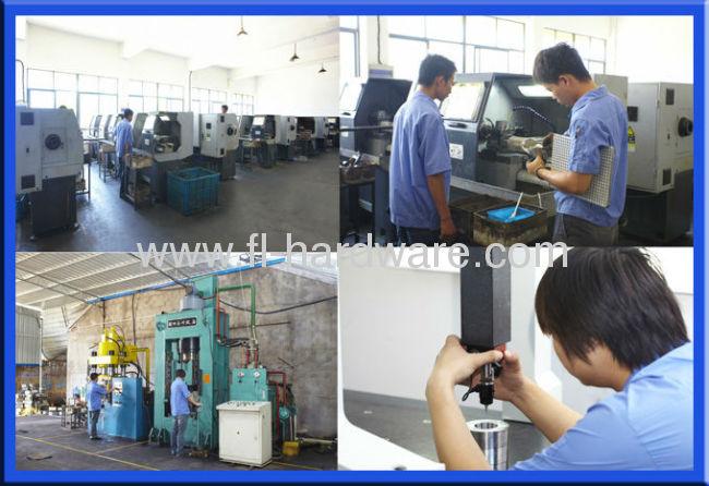 Custom-made metal precision machining service