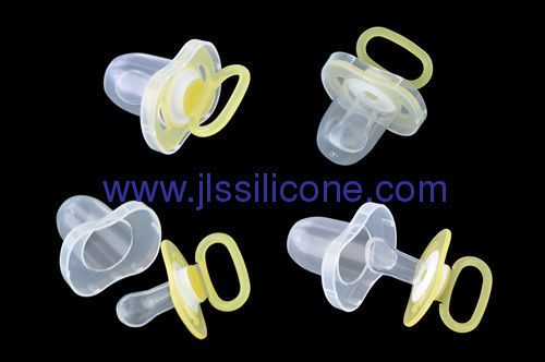 BPA free silicone appease soother