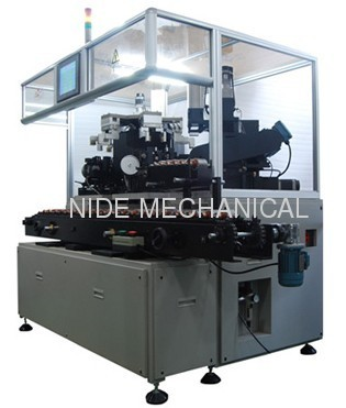 5 Station Armature Balancing Machine with R Type Cutter