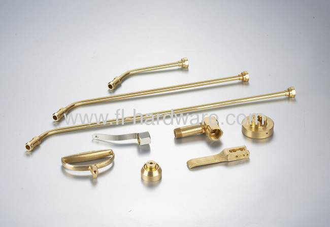 Brass forging connectors used for different hose