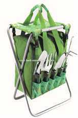 Gardening shovel tools plant tools triangle set watering can strawberry bags
