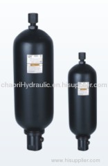 BA series hydraulic bladder accumulator(ASME standard)