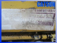 Komatsu PC120-5 S4D95L-1 good quality engine assy