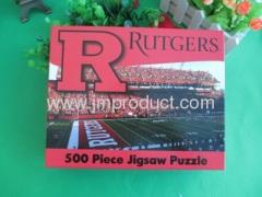 high quality USA EU 500 pieces jigsaw puzzle