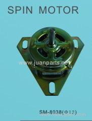 Washing machine motor SM-8038