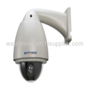 High speed PTZ Dome Camera