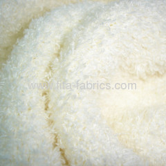 polyester dyed chenille for home textile or garment