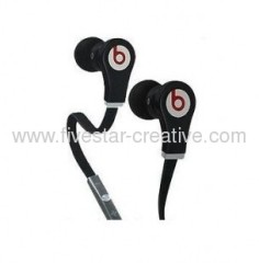 Monster In-ear Beats Tour Headphones All Black with Mic