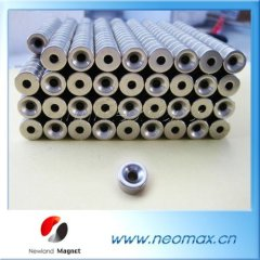Thread Hole NdFeB Magnet