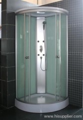 front 4mm clear glass shower rooms