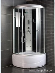 one top light with shower room