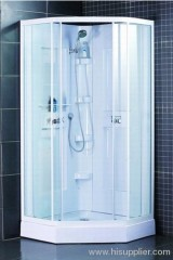 4mm clear glass with shower cabins
