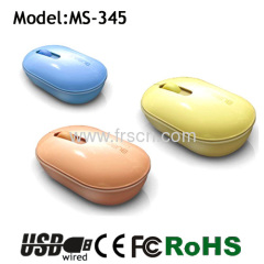 3d wired nice shape soap mouse