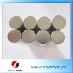 sintered ndfeb magnetic disc