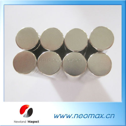 sintered ndfeb magnetic disc