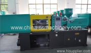 A new batch injection molding machine manufactured