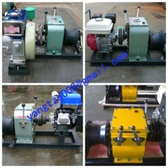 Cable Drum Winch,Cable pulling winch,Cable bollard winch