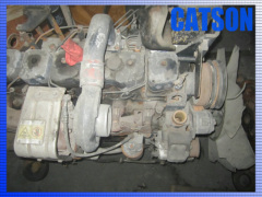 Komatsu PC200-6 6D102 good quality engine assy