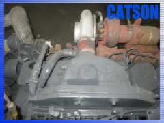 Komatsu PC220-6 6D102 good quality engine assy