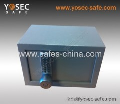 Small safe with digital mechanical code/ smart mechanical safe